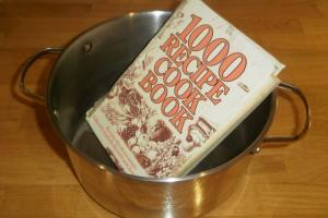 """""""Cooking the books"""""""